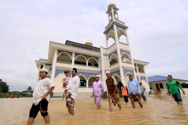 banjir jumaat
